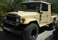 Un HJ 45 élargie version Pick-Up !