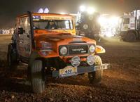 Rallye Tunisie : un BJ dans la course.